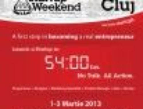 AFA, partner at Startup Weekend Cluj