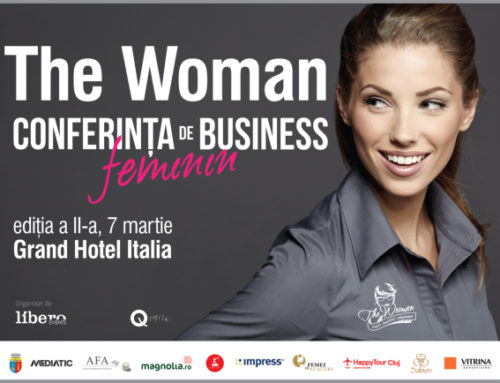"AFA, partner of ""The Woman"" conference"