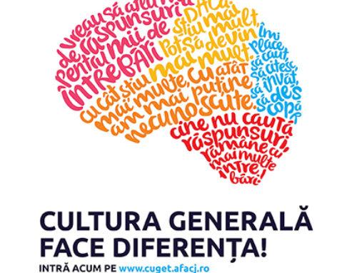 AFA lansează Olimpiada de Cultură Generală a Tinerilor Clujeni – CuGeT