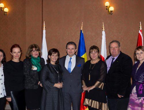 Patru țări est-europene au constituit la Cluj-Napoca o alianță patronală