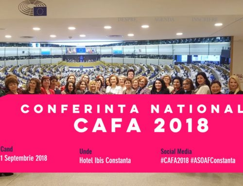 AFA Cluj participă la Conferința națională a Coaliției Asociațiilor Femeilor de Afaceri