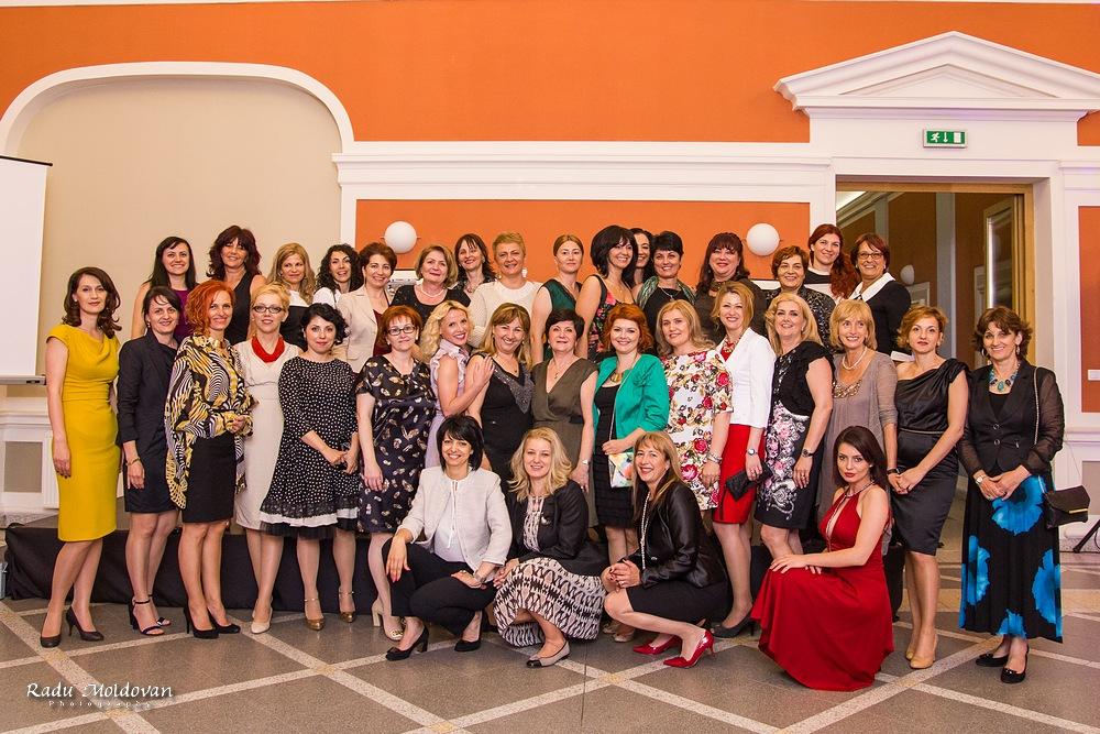 Galerie foto Gala Excelenței la Feminin 2014
