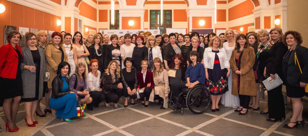 Galerie foto Gala Excelenței la Feminin 2016