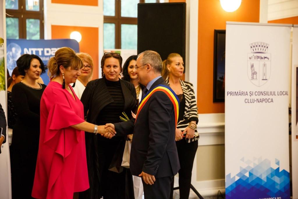 Gala Excelenței la Feminin, ediția a cincea, un eveniment de înaltă ținută marca Asociația Femeilor de Afaceri – AFA Cluj