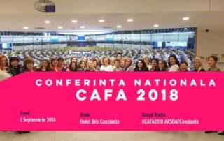 Mihaela Rus CAFA 2018